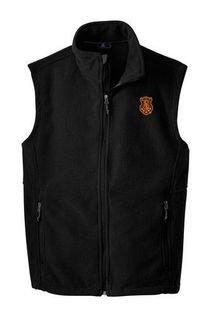 Iota Phi Theta Fleece Crest - Shield Vest