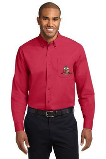 DISCOUNT-Kappa Alpha Psi Long Sleeve Oxford