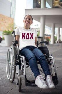 Kappa Delta Chi Jordyn Comfort Colors T-Shirt
