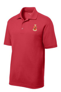 DISCOUNT-Kappa Sigma Emblem Polo