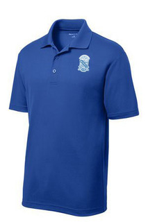 DISCOUNT-Phi Beta Sigma Emblem Polo