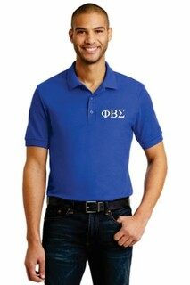 Phi Beta Sigma Polo Shirt