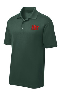 $30 World Famous Phi Kappa Psi Greek PosiCharge Polo