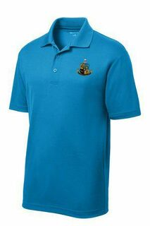 DISCOUNT-Phi Kappa Sigma Crest - Shield Emblem Polo