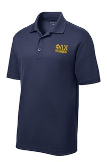 $30 World Famous Phi Lambda Chi Greek Contender Polo