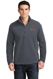 DISCOUNT-Sigma Alpha Epsilon Emblem 1/4 Zip Pullover