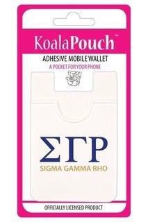 Sigma Gamma Rho Retro Koala Pouch