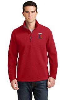 DISCOUNT-Sigma Phi Epsilon Emblem 1/4 Zip Pullover