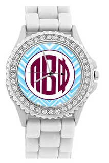 Sorority Chevron Watch
