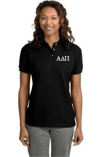 Sorority Sports Polo Shirt