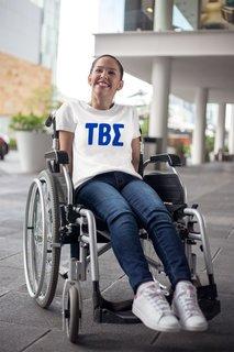 Tau Beta Sigma Jordyn Comfort Colors T-Shirt