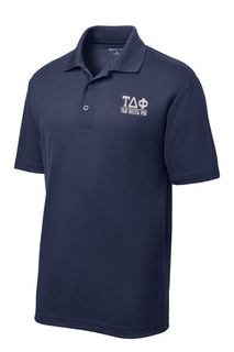 $30 World Famous Tau Delta Phi Greek PosiCharge Polo