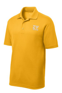 $30 World Famous Zeta Psi Greek PosiCharge Polo