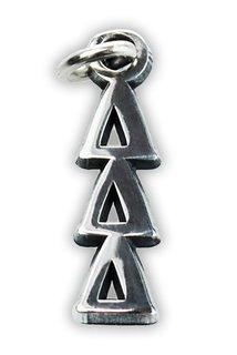 Delta Delta Delta Jewelry Lavalieres