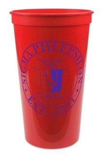 Sigma Phi Epsilon Big Plastic Stadium Cup