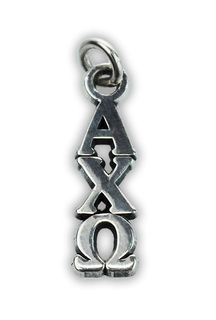 Alpha Chi Omega Jewelry Lavalieres