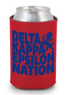 Delta Kappa Epsilon Nations Can Cooler