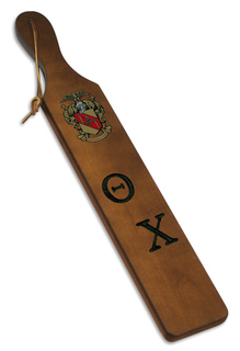 Theta Chi Discount Paddle