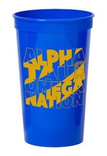 Alpha Tau Omega Nations Stadium Cup - 10 for $10!