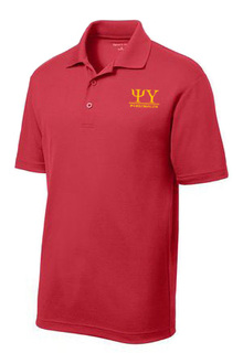 $30 World Famous Psi Upsilon Greek PosiCharge Polo