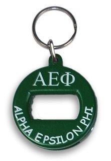 Alpha Epsilon Phi BevKey Key Chain