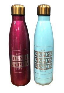 Sorority Karma Water Bottles
