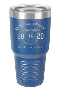 Delta Kappa Epsilon Insulated Tumbler