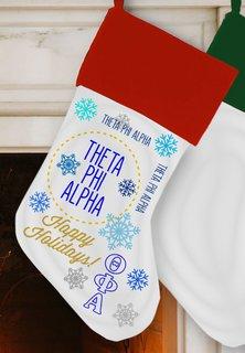 Theta Phi Alpha Christmas Stocking