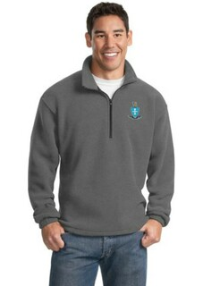 Sigma Chi Crest - Shield R-Tek Fleece Pullover