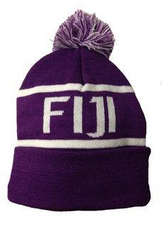 FIJI Fraternity Beanie Ski Cap