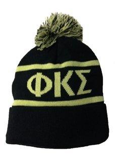 Phi Kappa Sigma Beanie Ski Cap