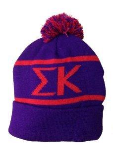 Sigma Kappa Beanie Ski Cap