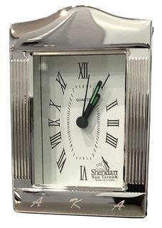 AKA Engraved Greek Desk Clock - 50% Off!