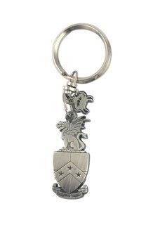 Beta Theta Pi Alloy Keychains