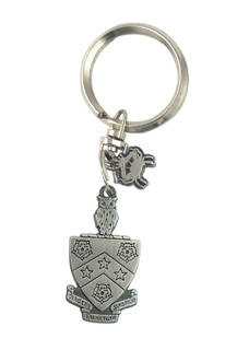 FIJI Fraternity Alloy Keychains