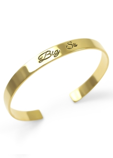 Big Sis Cuff Bracelet