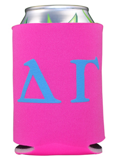 Delta Gamma Pocket Can Cooler