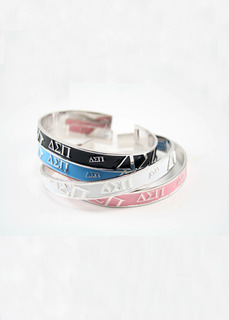 Delta Sigma Pi Bangle