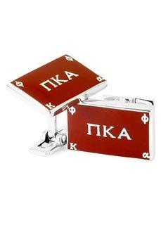 Pi Kappa Alpha Flag Cufflinks