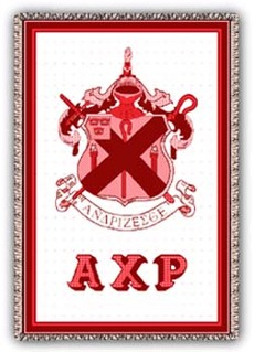 Alpha Chi Rho Afghan Blanket Throw