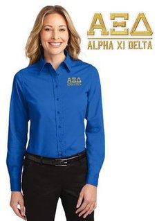 Alpha Xi Delta Greek Letter Oxford