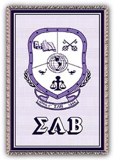 Sigma Lambda Beta Afghan Blanket Throw