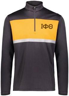 Iota Phi Theta Prism Bold 1/4 Zip Pullover