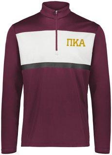 Pi Kappa Alpha Prism Bold 1/4 Zip Pullover
