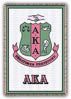 alpha kappa alpha sorority paraphernalia