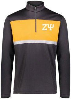 Zeta Psi Prism Bold 1/4 Zip Pullover