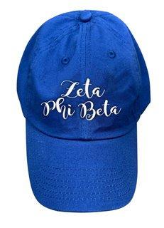 Zeta Phi Beta Magnolia Skies Ball Cap