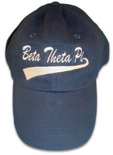 Beta Theta Pi Tail Hat-