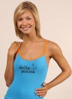 Delta Gamma Mascot Camisole