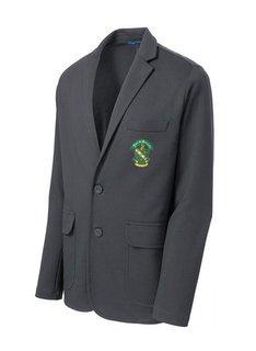 DISCOUNT-FarmHouse Fraternity Crest - Shield Blazer